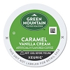 Green Mountain Caramel Vanilla Cream K-Cups, 24/Box