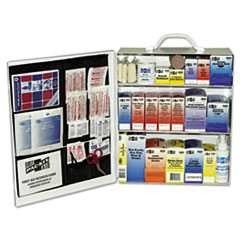 Pac-Kit, First Aid Kit, Industrial Station, Metal Case, 440/Case