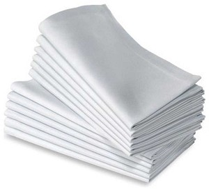 1 Ply, 1/4 Fold, White, 12-250/Case