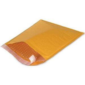 "#7, 14¼"" x 20"" Padded Mailers"