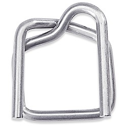 "Metal Buckles for 1/2"" Plastic Strapping"