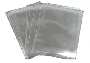 "4"" x 6"" Reclosable Poly Bag"