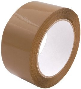"2"" x 110 Yds., 2.12 Mil., Tan, Carton Sealing Tape"