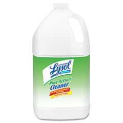 #RAC02814CT - Lysol, Disinfectant, Pine, 1 Gallon, 4/Case- CURRENTLY OUT OF STOCK!