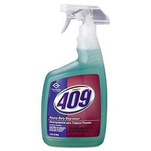 409, 1 qt, Heavy-Duty, Fresh Scent, 9/Case