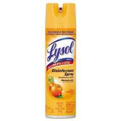 #RAC81546CT - Lysol, 19 oz, Disinfectant Spray, Citrus Meadow Scent, 12/Case- CURRENTLY OUT OF STOCK!