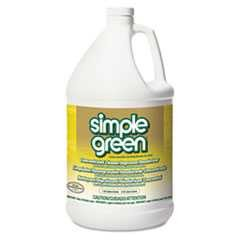 Simple Green, Industrial, Lemon, 1 Gallon, 6/Case