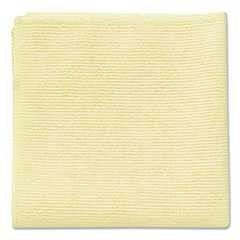"#RCP1820584 - Rubbermaid, 16"" x 16"", Microfiber, Yellow, 288/Case"