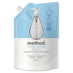 #MTH00652 - Method, 34 oz, Gel Hand Wash, Refill, Plastic Pouch, Sweet Water Scent