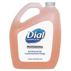 #DIA99795CT - Dial, Foaming Hand Soap, Antimicrobial, Refill, 1 Gallon, 4/Case