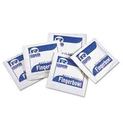 #RPPRF1MB - Royal Paper, Moist Towelettes, Individually Wrapped, Lemon Scented, 1000/Case