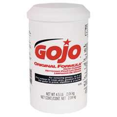 #GOJ1115 - Gojo, 4.5#, Hand Cleaner, Original, White, 6/Case