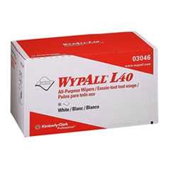 #KCC03046 - KIMBERLY-CLARK Professional* WYPALL* L40 Wipers