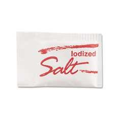 #MKL14609 - Salt Packets, Diamond Crystal, .75 gram, 3000/Case