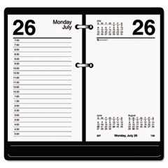 "#AAGE717R50 - Recycled Desk Calendar Refill, 3 1/2"" x 6"", 2013"