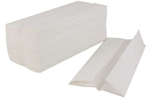 #4604 - C-Fold Paper Towels, Bleached White