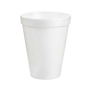 #4913 - 24 oz Foam Cups, 500/Case