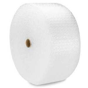 "#4163 - 1/2"" x 12"" x 125', Perf. 12"", Bubble Wrap"