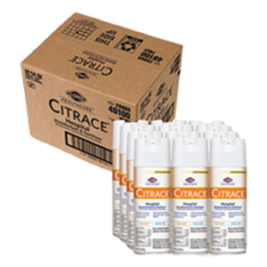 #CLO49100 - Clorox, 14 oz, Caltech Citrace, Germicidal, 12/Case- CURRENTLY OUT OF STOCK!
