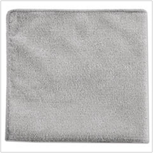"#RCP1863888 - Rubbermaid, 12"" x 12"", Microfiber, Gray, 288/Case"