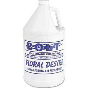 Bolt, Liquid Deodorizer, 1 Gallon, Lavender, 4/Case