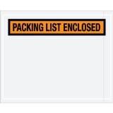 "#4132 - 4½"" x 5½"", ""Packing List Enclosed"" Envelope, 1000/Box"