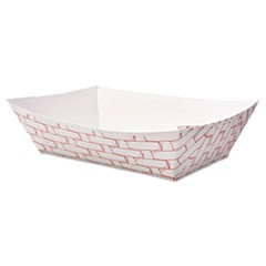 2# Paper Food Baskets, 1000/Case